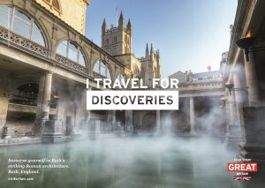 I TRAVEL FOR Discoveries