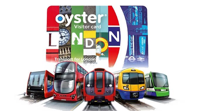ผลการค้นหารูปภาพสำหรับ บัตรอัจฉริยะออยสเตอร์ Oyster Card